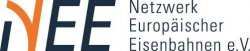 Netzwerk Europäischer Eisenbahnen e.V. logo