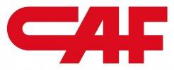 Construcciones y Auxiliar de Ferrocarriles, S.A. (CAF) logo
