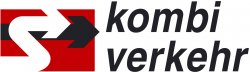 Kombiverkehr Deutsche Gesellschaft für kombinierten Güterverkehr mbH & Co. KG logo