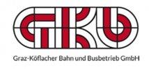 Graz-Köflacher Bahn und Busbetrieb GmbH (GKB) logo