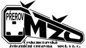 Českomoravská železniční opravna, s. r. o. logo