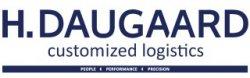 H. Daugaard A/S logo