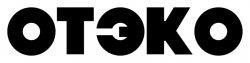 """JSC """"OTEKO"""" logo"""