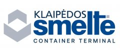 Klaipedos Smelte Container Terminal logo