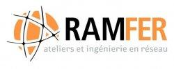RAMFER (Réseau des Ateliers de Maintenance Ferroviaire) logo