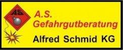 A.S. Gefahrgutberatung Alfred Schmid KG logo