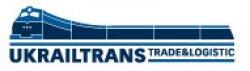 "LLC ""UKRAILTRANS IN UKRAINE"" logo"
