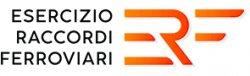 ERF - ESERCIZIO RACCORDI FERROVIARI logo