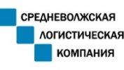 """Public Corporation """"Srednevolzhskaya Logisticheskaya Kompaniya"""" logo"""