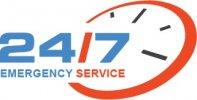 24/7 Pressure Washing logo