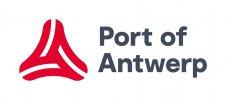Port of Antwerp (Antwerp Port Authority) logo