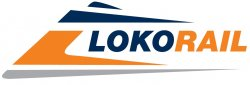 LOKORAIL, a.s. logo