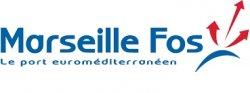 Le port de Marseille Fos (Grand Port Maritime de Marseille) logo
