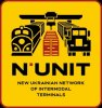 N'UNIT - NEW UKRAINIAN NETWORK OF INTERMODAL TERMINALS logo