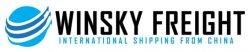 Winsky International freight Co., LTD logo