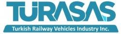 TÜRASAŞ Turkish Railway Vehicles Industry Inc. logo