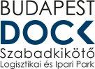 Budapesti Szabadkikötő Logisztikai Zrt. logo